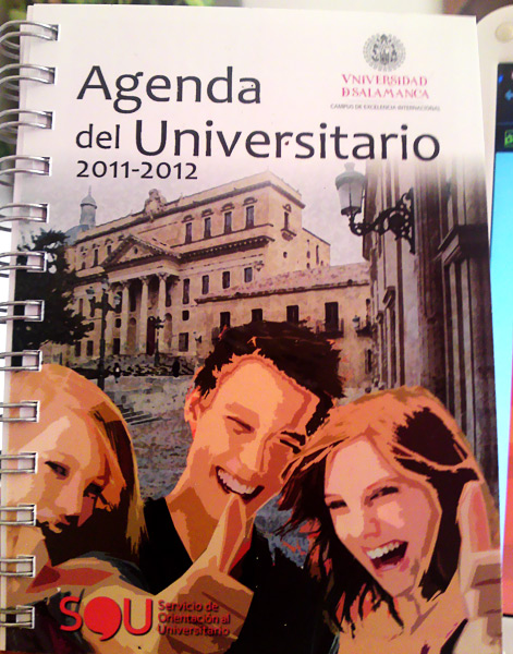 Agenda USAL 2011-2012